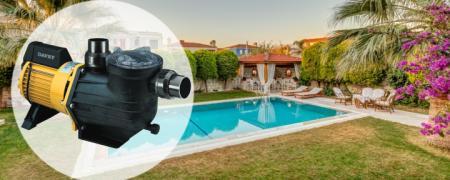 Bahçe & Havuz Motorları Satış - Tamir